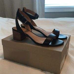 Madewell Simple Mid-heel Sandal